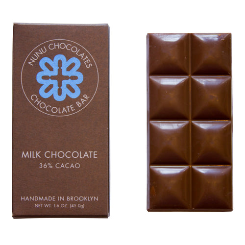 36% Milk Chocolate Bar