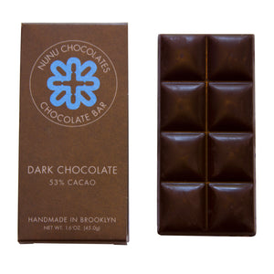 53% Dark Chocolate Bar