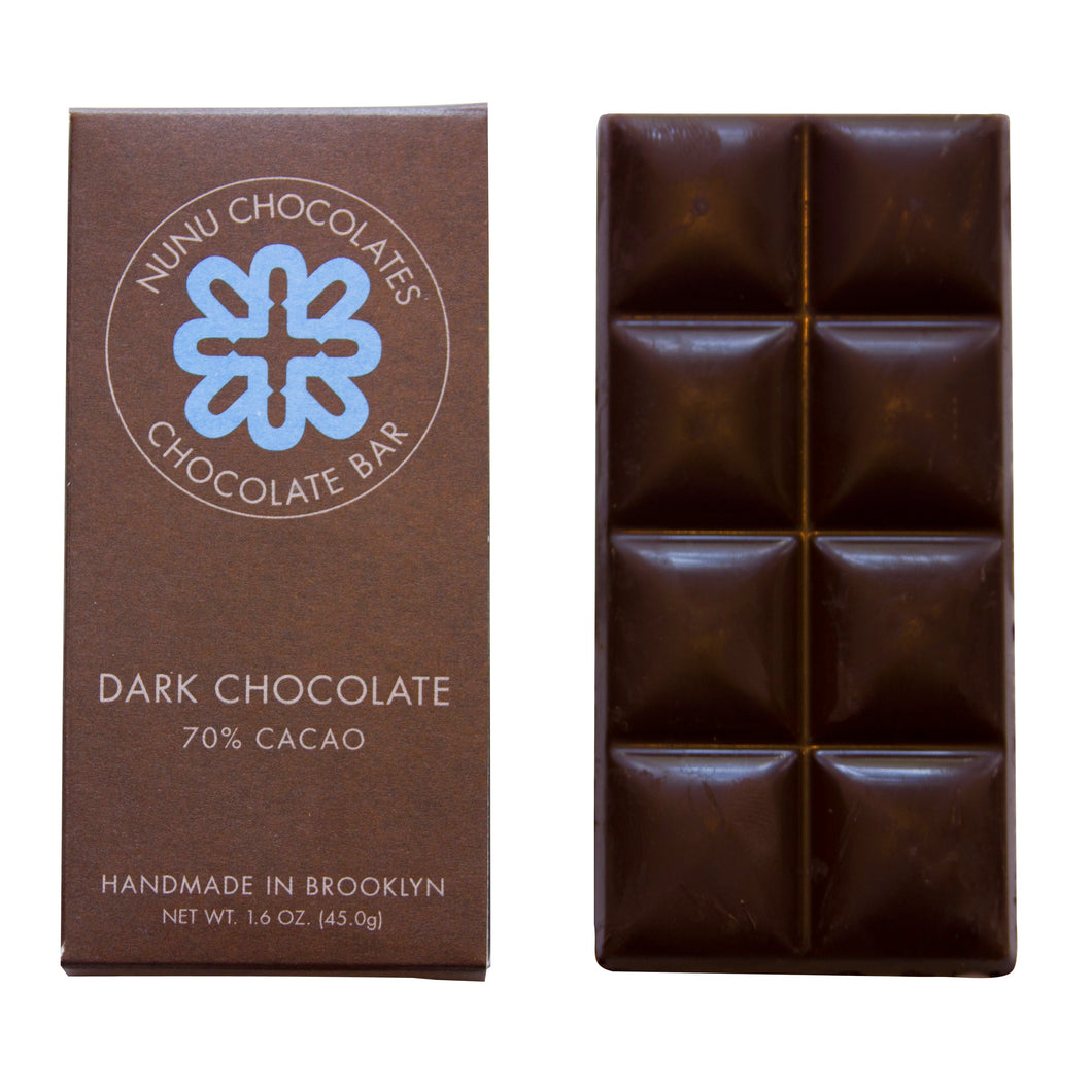 70% Dark Chocolate Bar