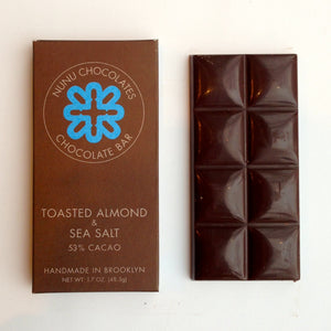 Toasted Almond & Sea Salt Bar