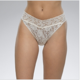 Original Rise Thong in Ivory