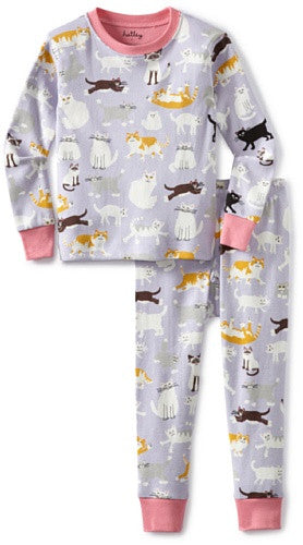 Hatley Girl Pajamas  2-7