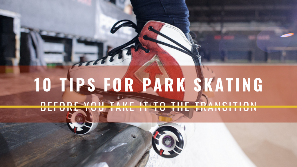 10 Tips For Park Skating