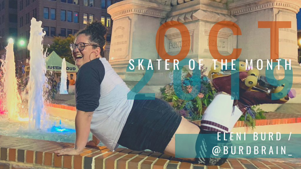 CIB Skater of the Month October: Burd Brain