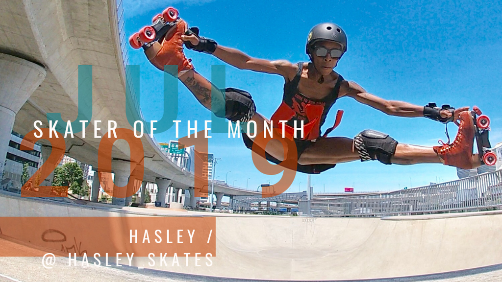 CIB Skater of the Month July: Hasley Joseph