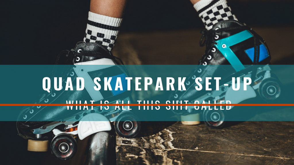 Quad Skatepark Set-Up