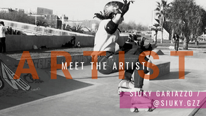 Meet the Artist: Siuky Gariazzo