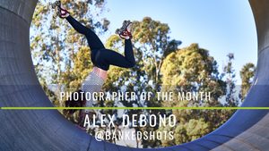 Photographer of the Month May: Alex DeBono
