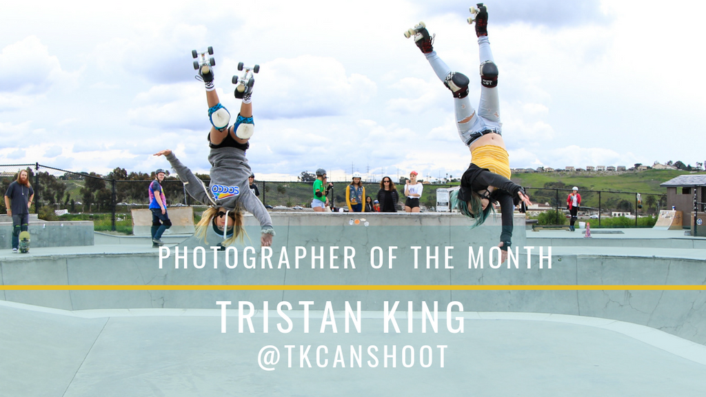 Photographer of the Month July: Tristan King