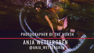 CIB Photographer of the Month August: Anja Wettergren