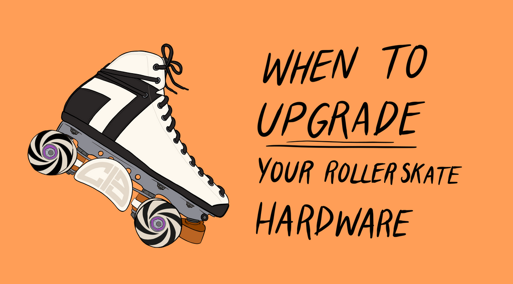 When to upgrade your Roller Skate Hardware!?!