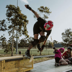 CIB Skate Team - Rose
