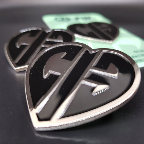 CIB Heart Pin