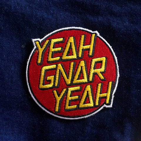 Yeah Gnar Patch