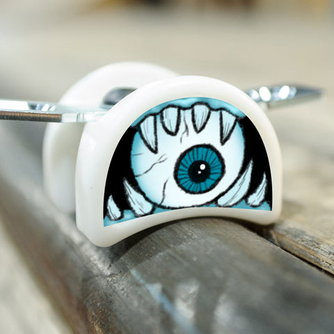 Slide Block Stickers - Monster Eyes