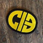 CIB Patch - Yellow