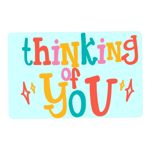 Thinking Of You E-Gift Card