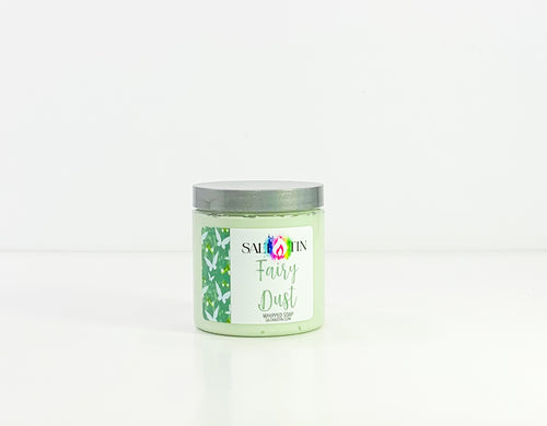 Fairy Dust Whipped Soap
