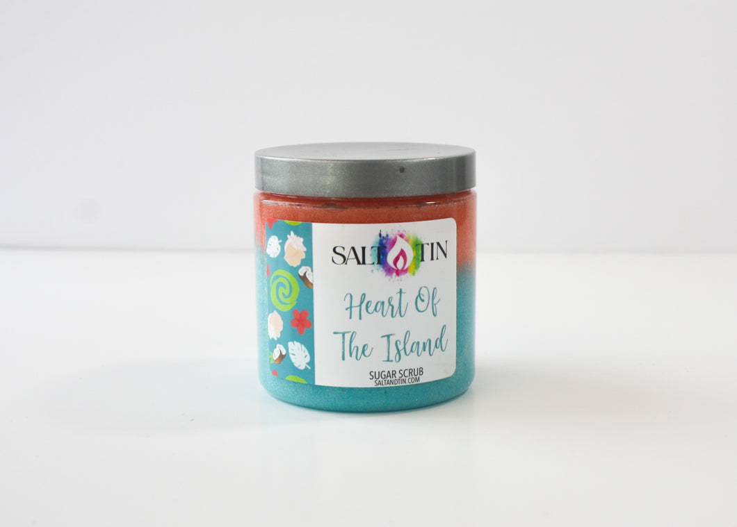 Heart Of The Island Body Butter Sugar Scrub