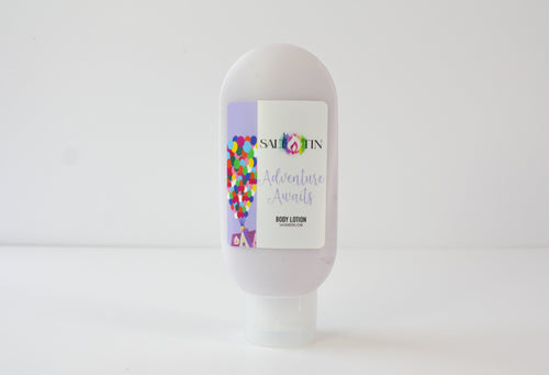Adventure Awaits Body Lotion