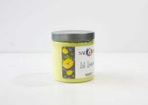 Lit Lemon Whipped Soap