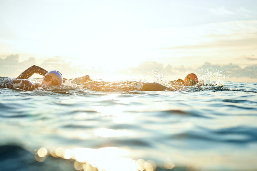 Cold Water Swimming for Menopause?