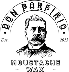 Don Porfirio Moustache Wax