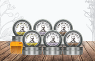 Kit ceras para bigote - Don Porfirio Moustache Wax