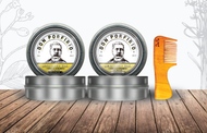 Kit bigote - Don Porfirio Moustache Wax