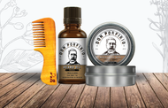 Kit barba & bigote - Don Porfirio Moustache Wax