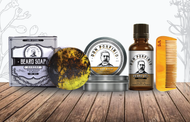 Kit impecable barbon - Don Porfirio Moustache Wax