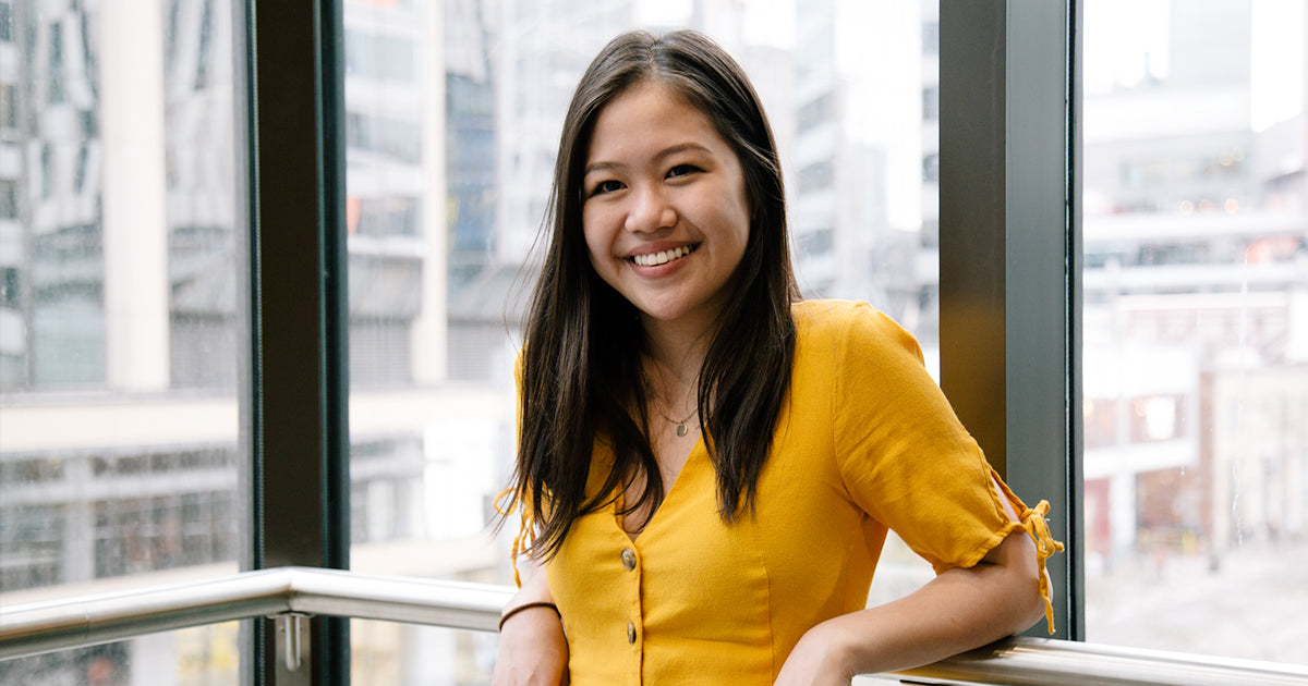Meet Christine Ung: Young Entrepreneur