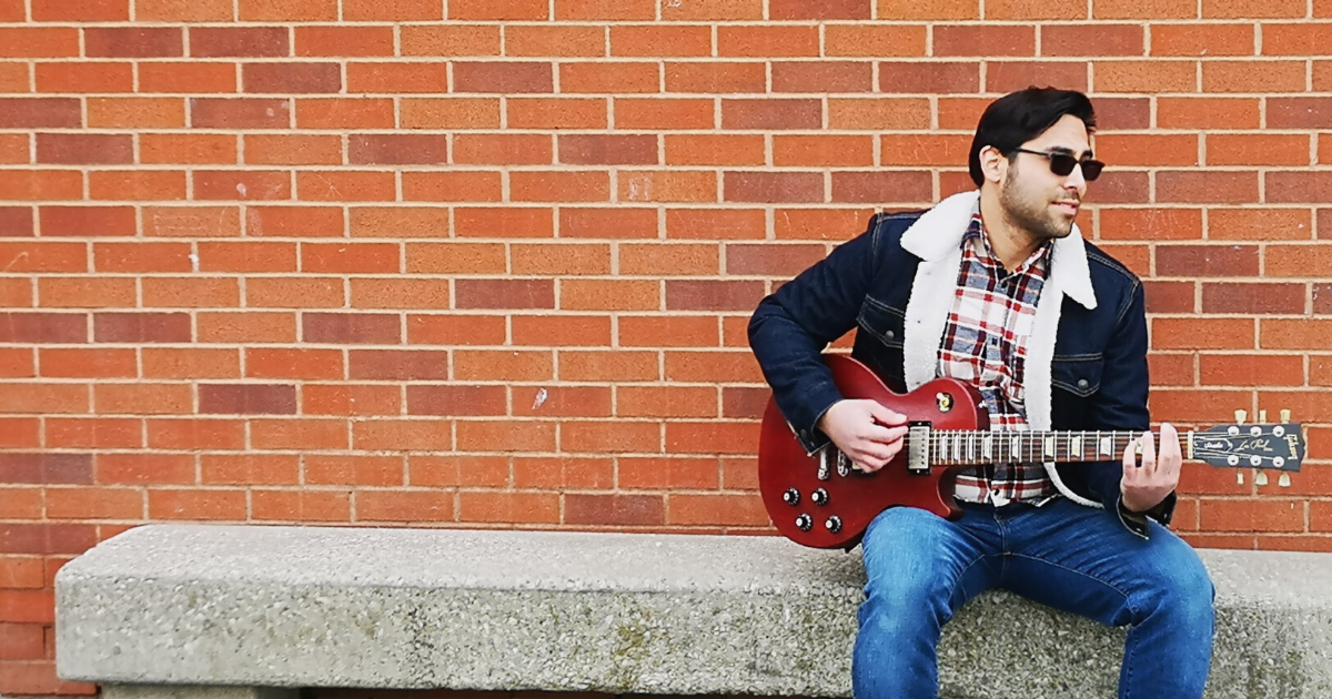 Meet Noam Halberstadt: Musician Conquering the Digital Marketing Space