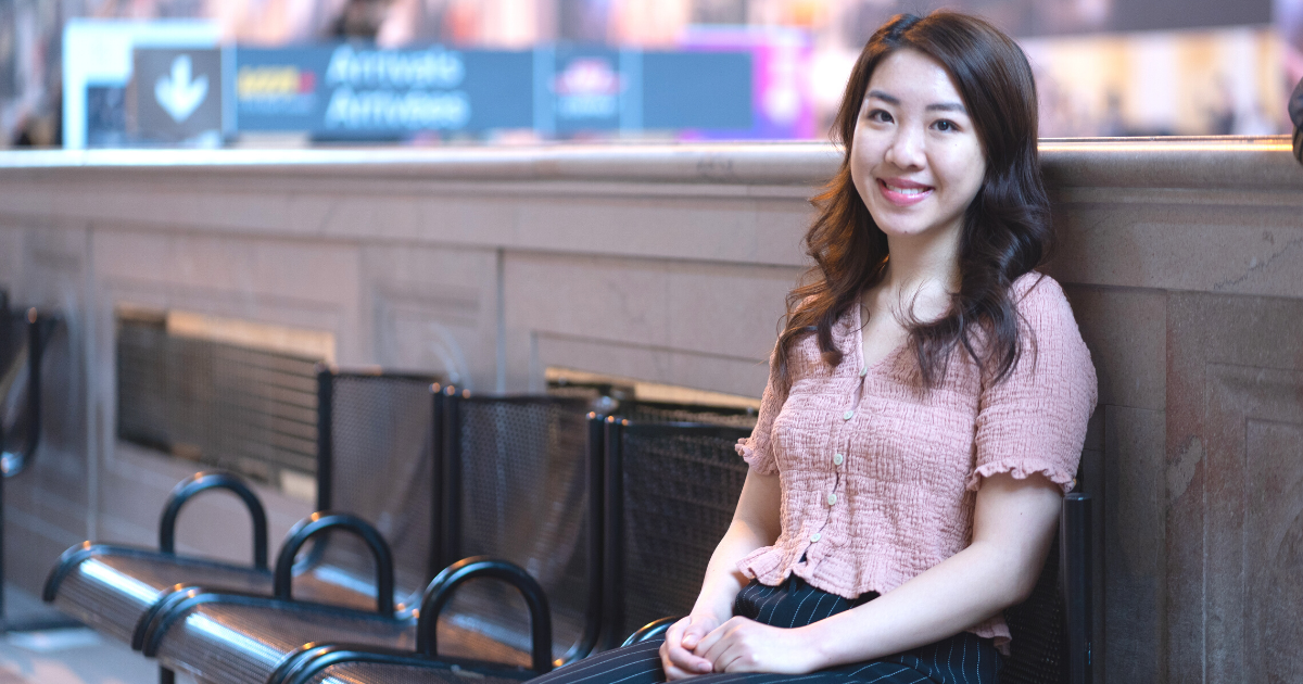 Meet Sarah Liou & Learn How Her Passion for Consumer Behaviour Paved Her Path