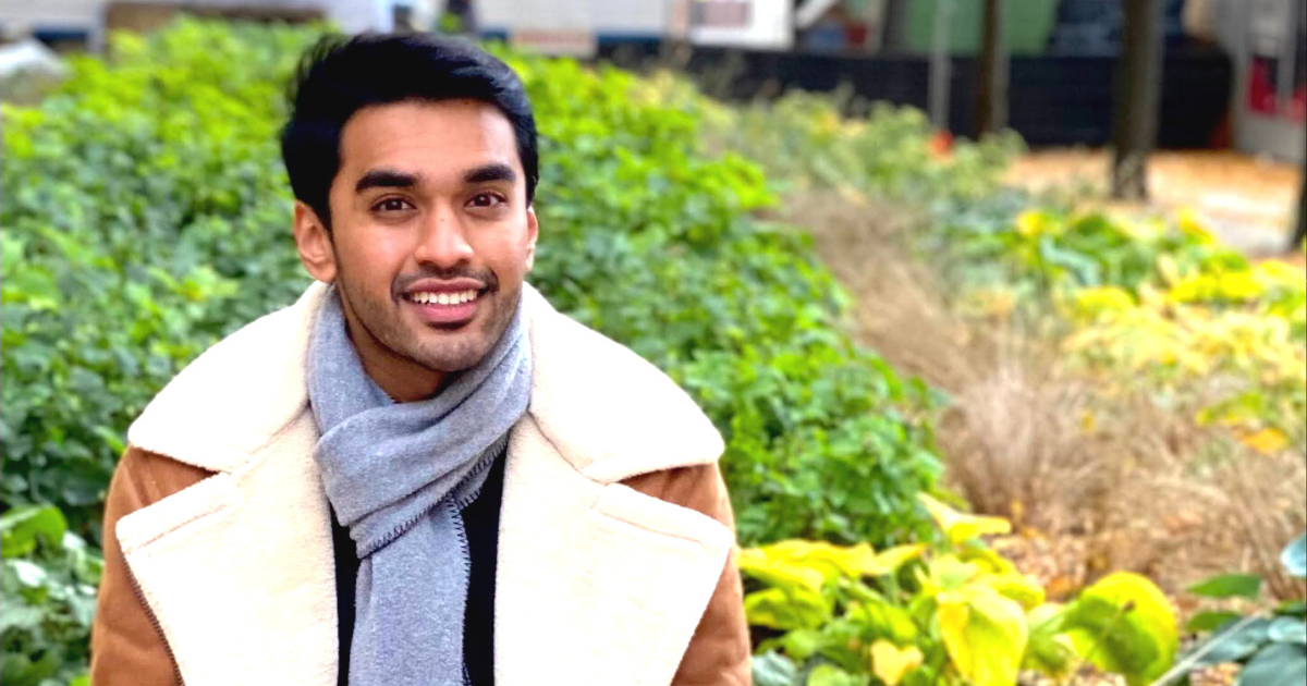 Meet Naveed Ahmed: Ambitious Senior Strategist & Believer of the Power of Yes