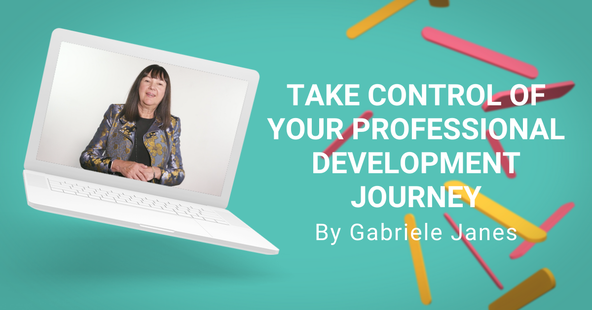 How To Take Control Of Your Professional Development Journey