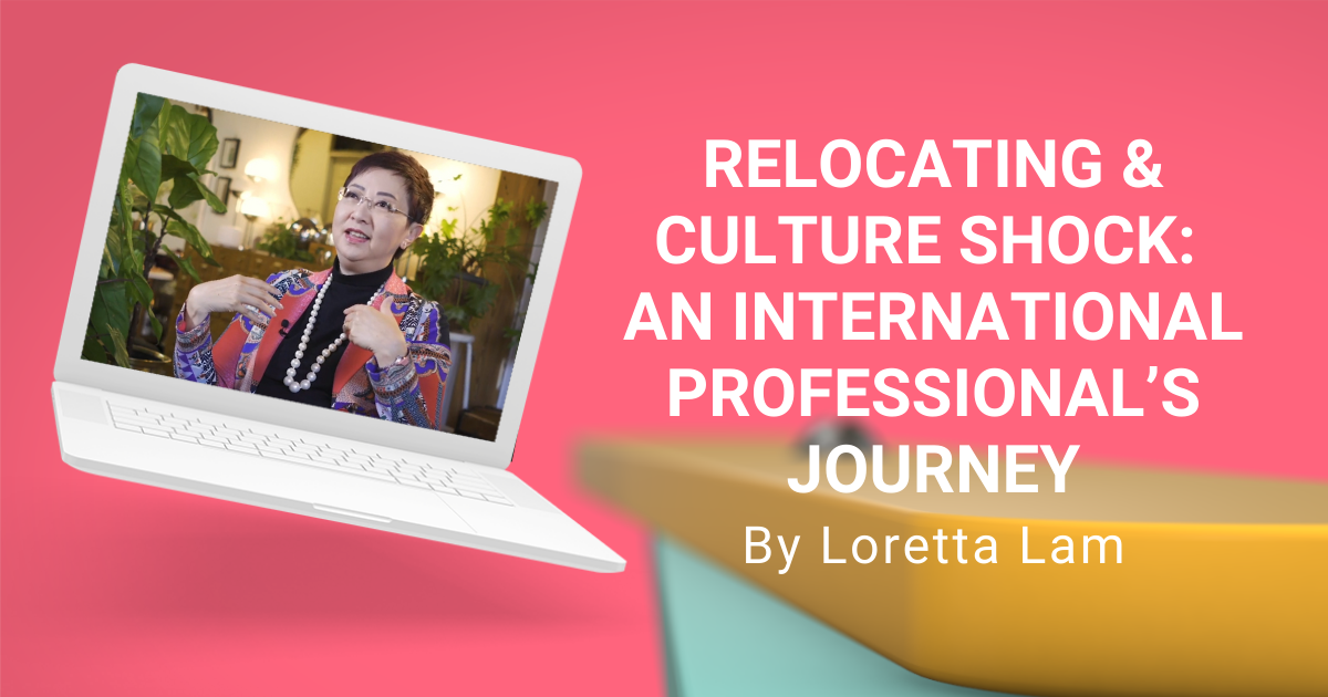 Relocating & Culture Shock: An International Professional's Journey