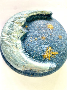 To the moon bath bomb