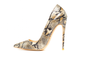 Gloria Tan Snake by Cult of Coquette