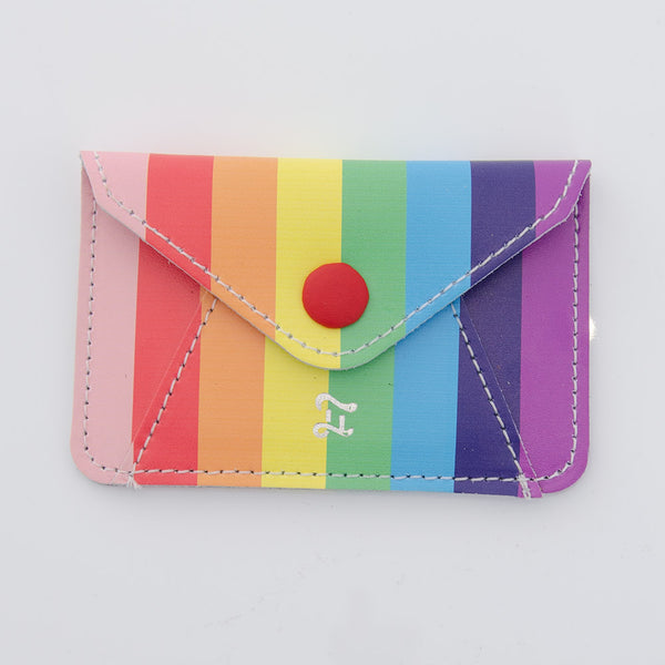 CARD WALLET RAINBOW