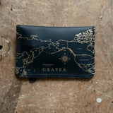 CARD WALLET GOLD ATLAS