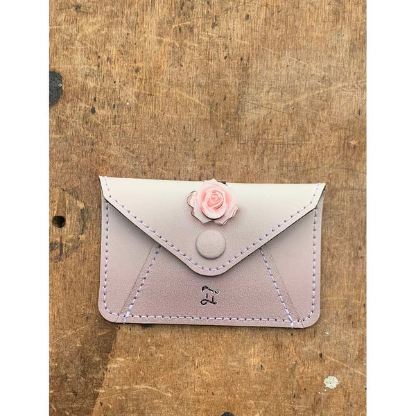 CARD WALLET ROSE