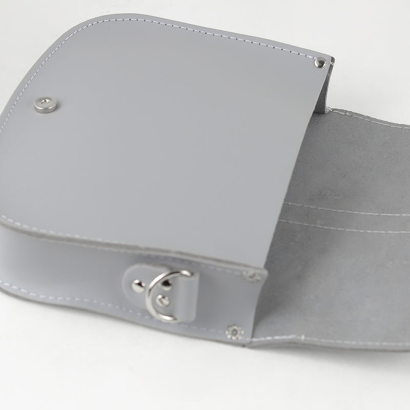CROSS BODY GREY