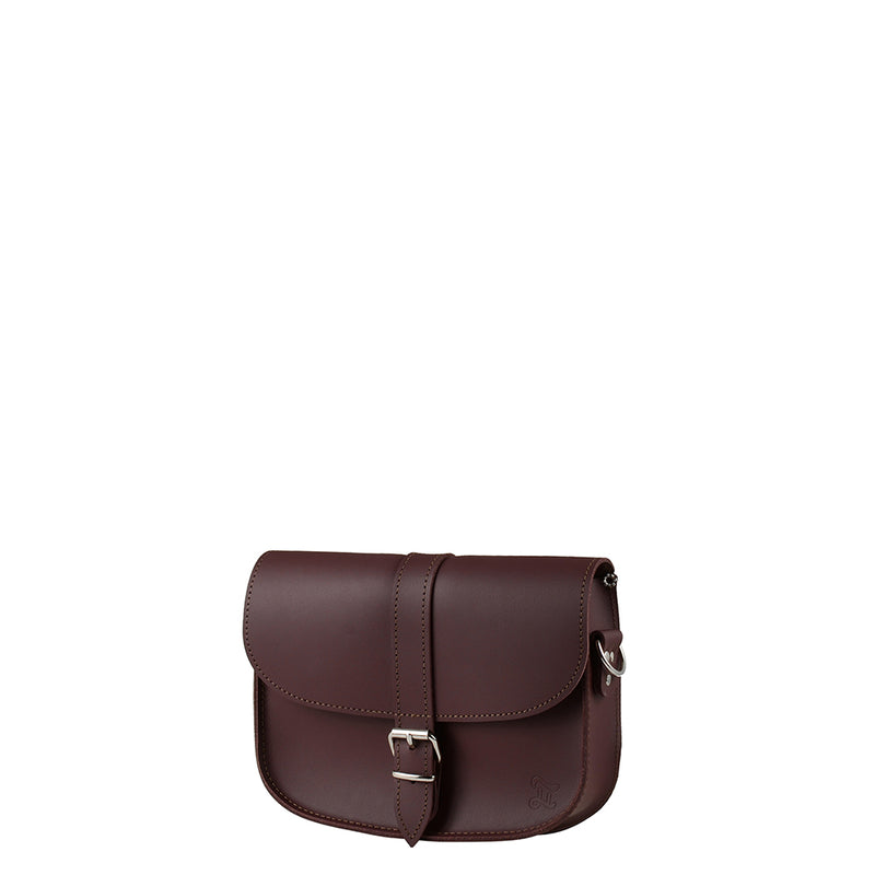 CROSS BODY BURGUNDY