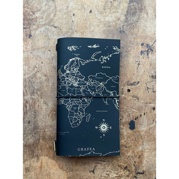 GOLDEN ATLAS NOTEBOOK