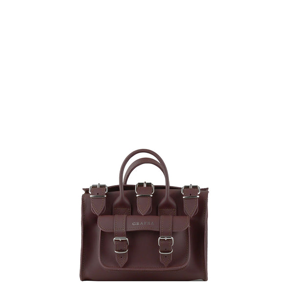 LUNA SMALL BURGUNDY