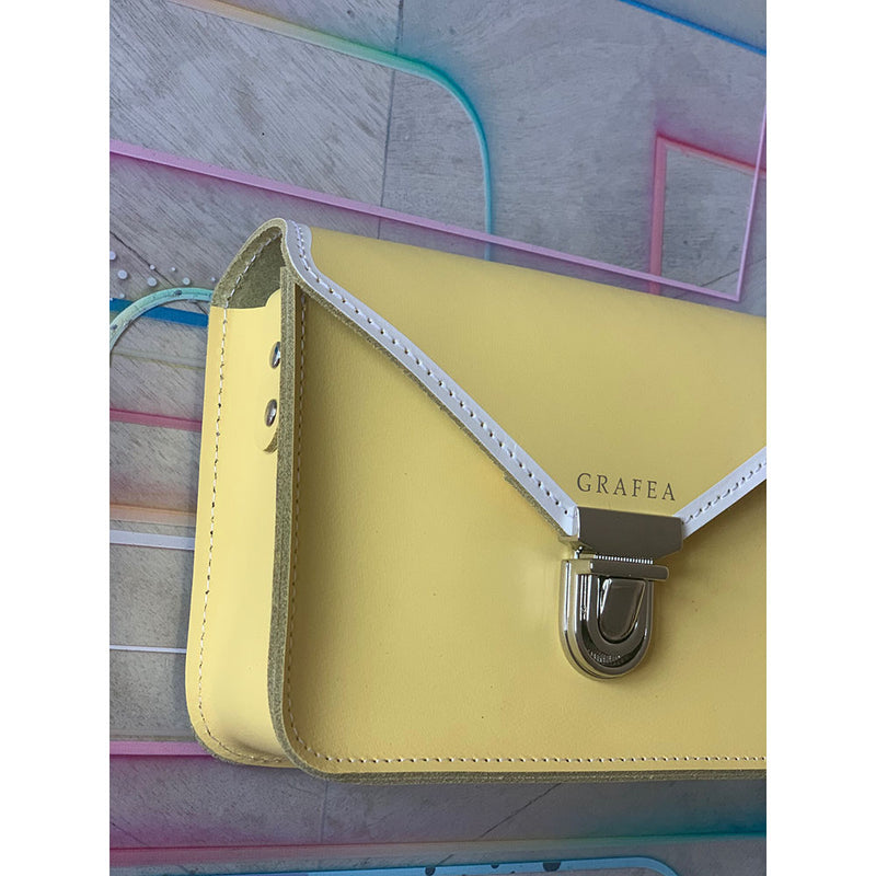 SMALL CROSSBODY LIMONCELLO