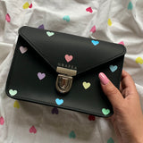 SMALL CROSSBODY PASTEL HEARTS