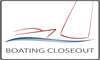 Boating Closeout Logo