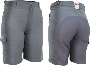 SLAM Bermuda Jay Women's Shorts Steel Grey